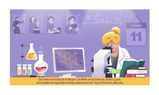 Los ayuntamientos interesados en el bienestar de la ciudadanía también celebran el Día Internacional de la Mujer y la Niña en la Ciencia: porque la ciencia no debe tener género