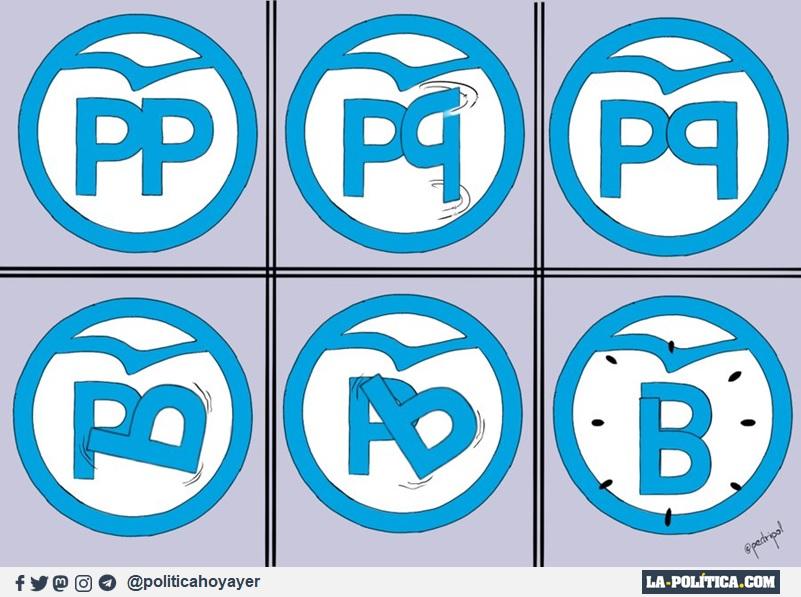 PP- B.. (Viñeta de Pedripol)
