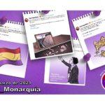 #DEP_Monarquía. La selección de Red República del 3 de marzo de 2021