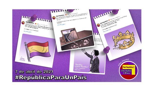 #RepúblicaParaUnPaís. La selección de Red República del 7 de abril de 2021