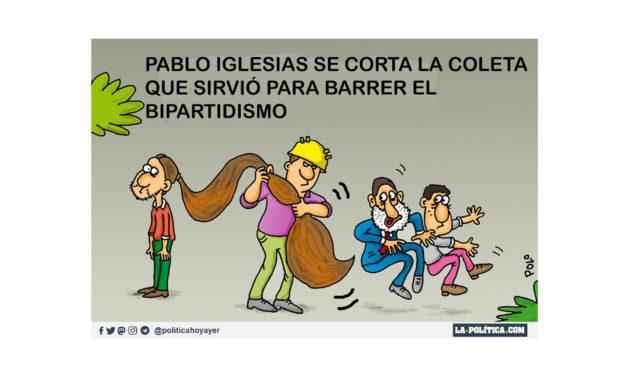 Unidas Podemos, hija del 15M, convoca su cuarta Asamblea Ciudadana movida por el trabajo y la ilusión de la Ministra de Trabajo, Yolanda Díaz, y todo el equipo de la formación morada