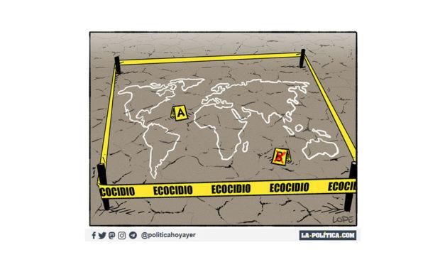 """El """"ecocidio"""" se podría incorporar como el quinto crimen contra la paz en el Estatuto de Roma de la Corte Penal Internacional"""